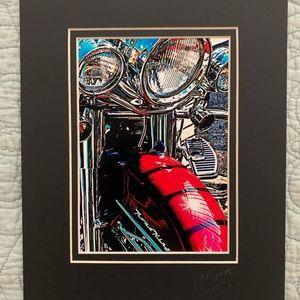 Harley Davidson photo
